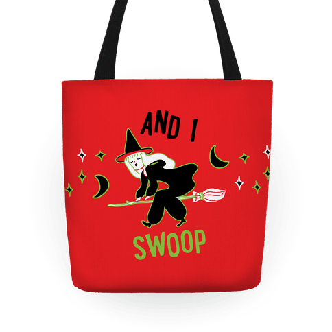 And I SWOOP Tote