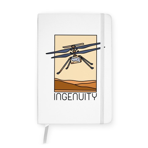 Ingenuity Mars Helicopter Notebook