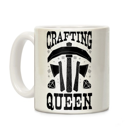 Crafting Queen Coffee Mug