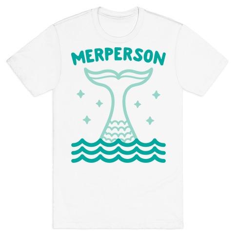 Merperson T-Shirt