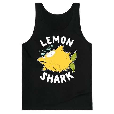 Lemon Shark Tank Top