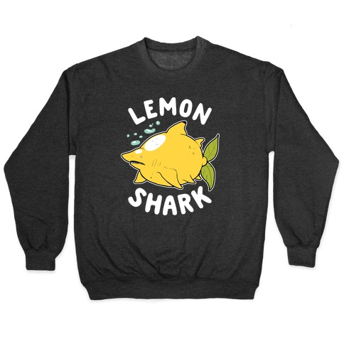 Lemon Shark Pullover