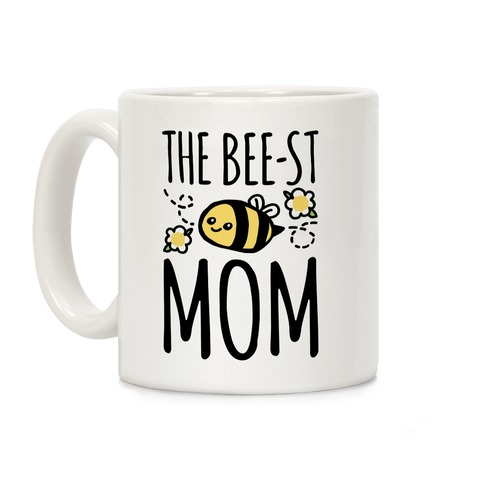 The Bee-st Mom Mother's Day Coffee Mug