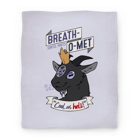 Breath-O-Met Sinful Mints Blanket