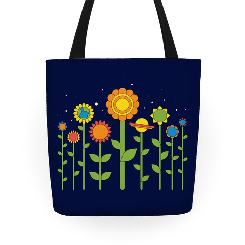 Plant Planets Tote