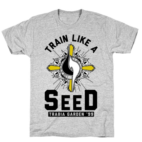 Train Like a SeeD Trabia  T-Shirt