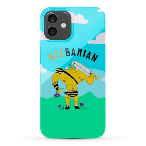 Beebarian Phone Case