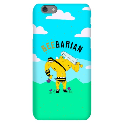 Beebarian Phone Case