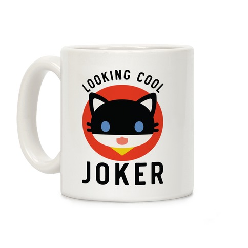 Looking Cool Joker Coffee Mug