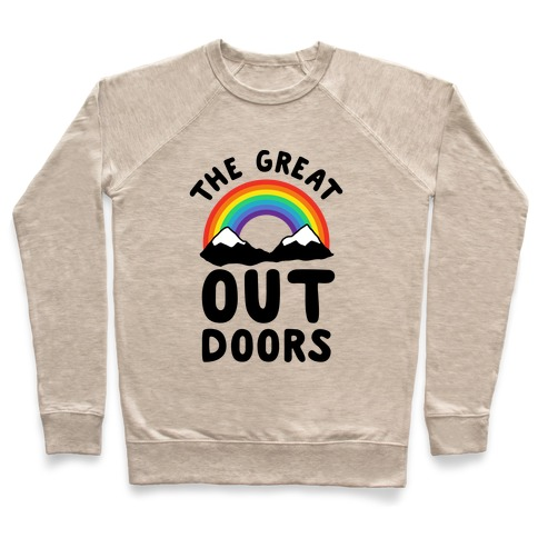 The Great OUT Doors Pullover