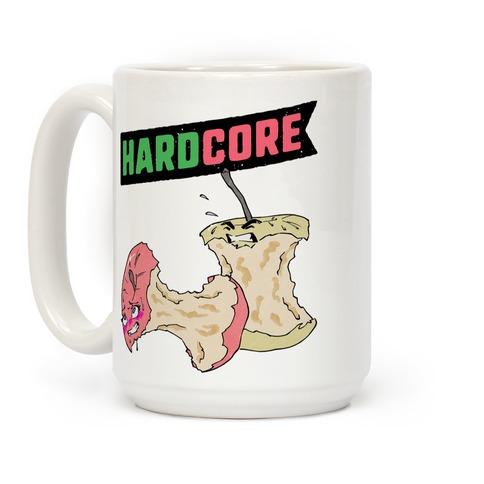 Hardcore Apples Coffee Mug