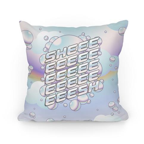 Y2K Sheesh Pillow
