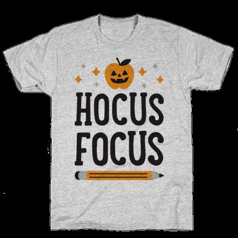 Hocus Focus Mens T-Shirt