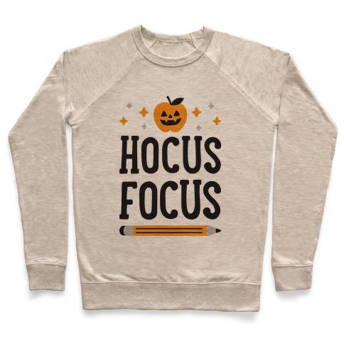 Hocus Focus Pullover