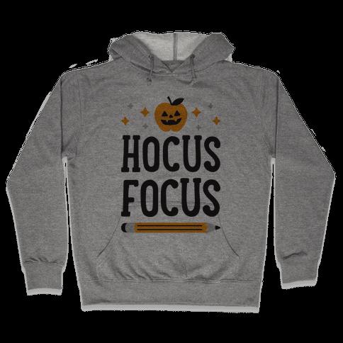 Hocus Focus Hooded Sweatshirt