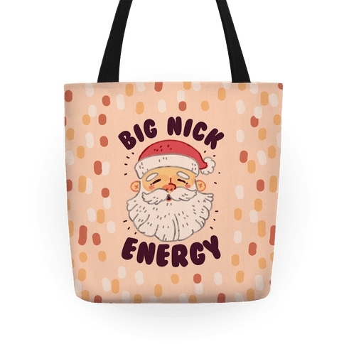 Big Nick Energy Tote