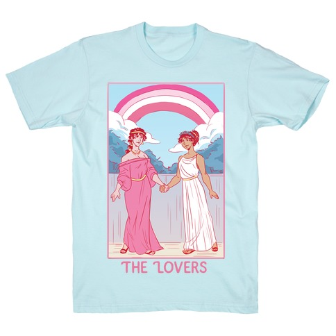 The Lovers - Sappho T-Shirt