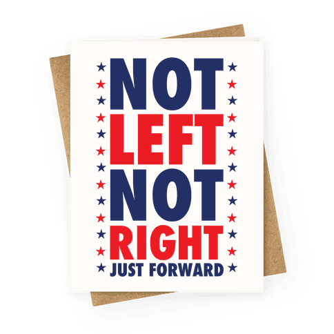 Not Left Not Right