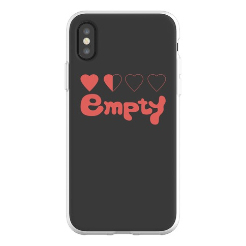 Empty Phone Flexi-Case