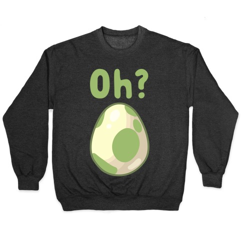 Oh? Egg Hatching Pullover