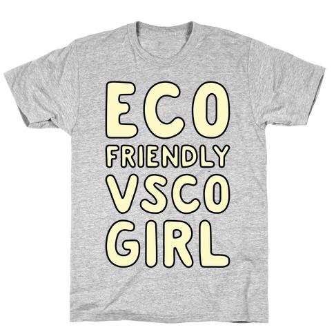 Eco Friendly VSCO Girl T-Shirt