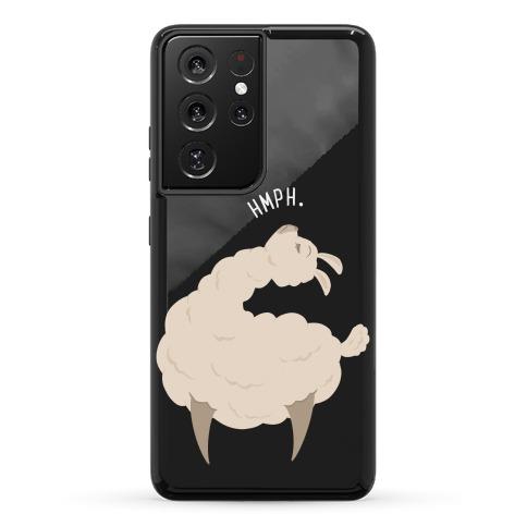 Petty Llama Phone Case