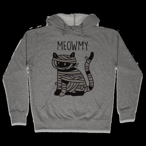 Meowmy Hooded Sweatshirt