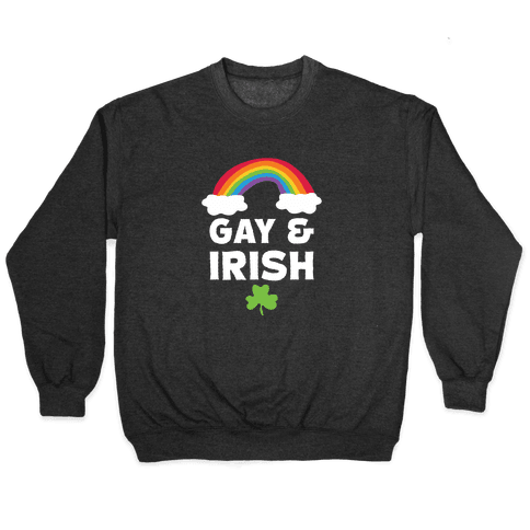 Gay & Irish Pullover