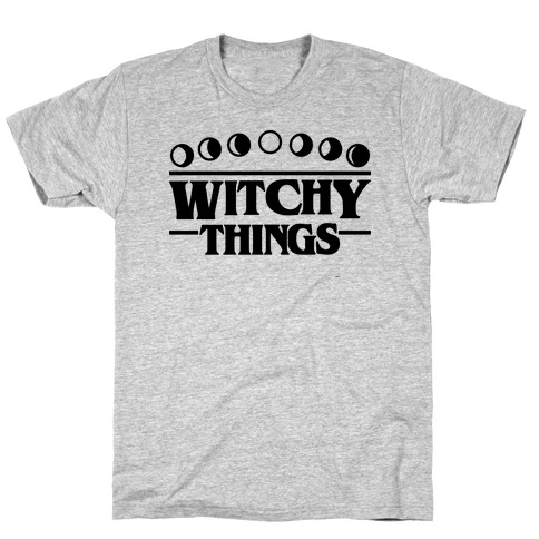 Witchy Things Parody T-Shirt