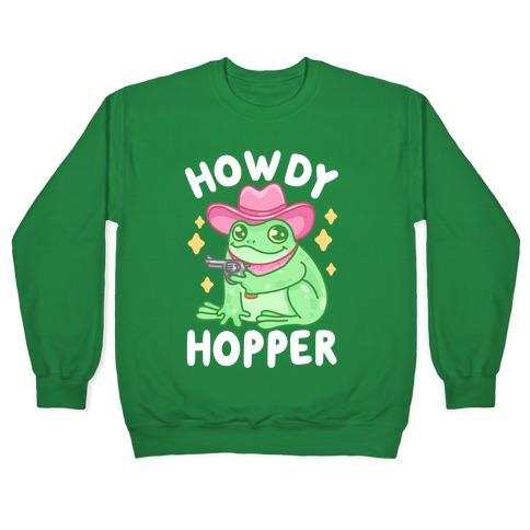 Howdy Hopper Pullover