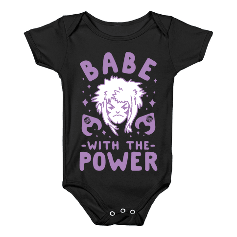 Babe with the Power Baby Onesy