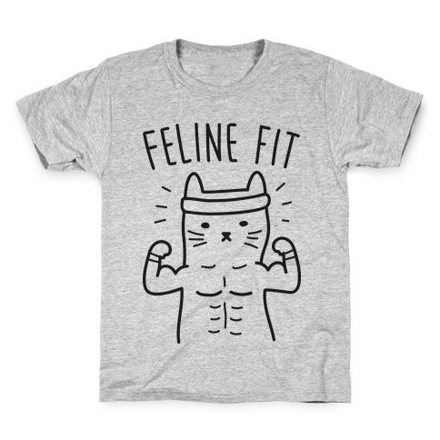 Feline Fit Kids T-Shirt