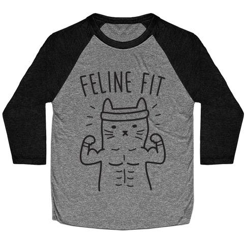 Feline Fit Baseball Tee