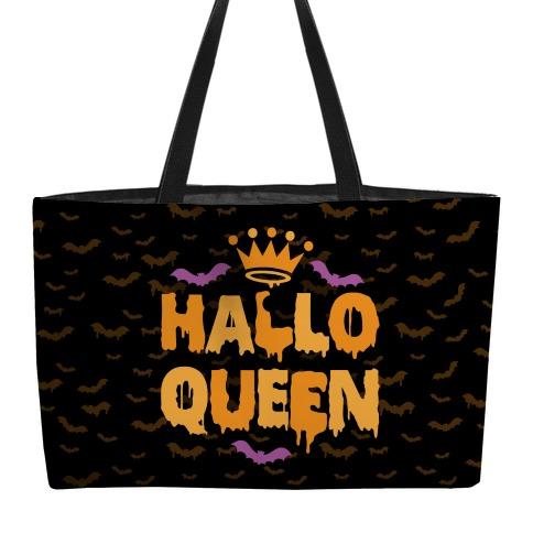 Hallo Queen Weekender Tote