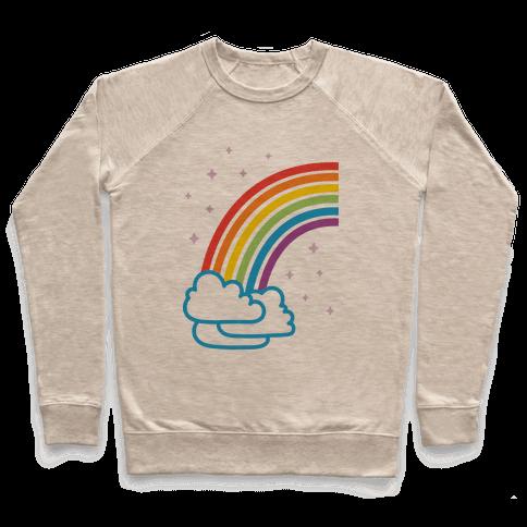 Rainbow Pair 1 Pullover