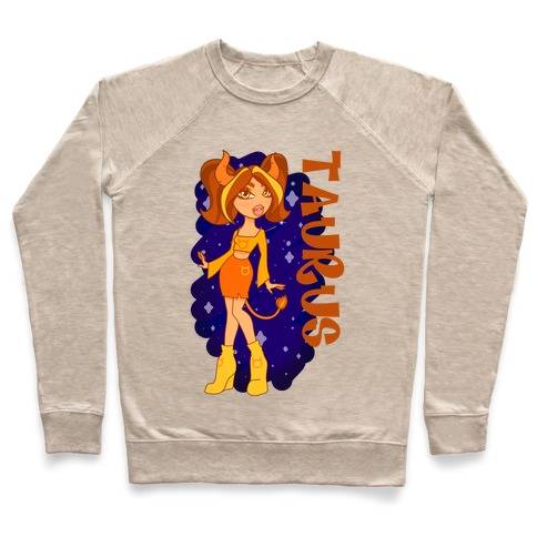 Zodiac Dollz: Taurus Pullover