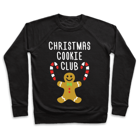 Christmas Cookie Club Pullover