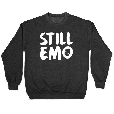 Still Emo Pullover