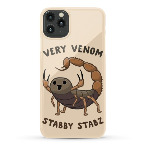 Very Venom Stabby Stabz Phone Case