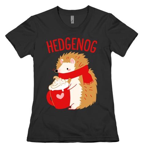 Hedgenog Womens T-Shirt