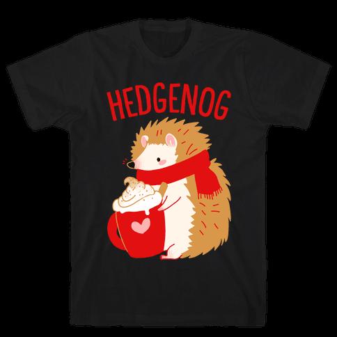 Hedgenog Mens/Unisex T-Shirt