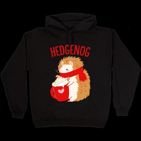 Hedgenog Hooded Sweatshirt