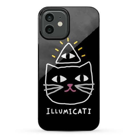 Illumicati Phone Case