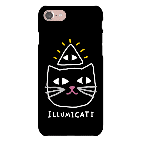 Illumicati Phone Case