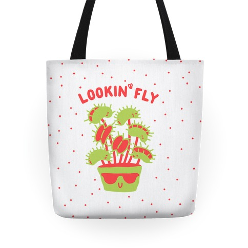Looking Fly Tote