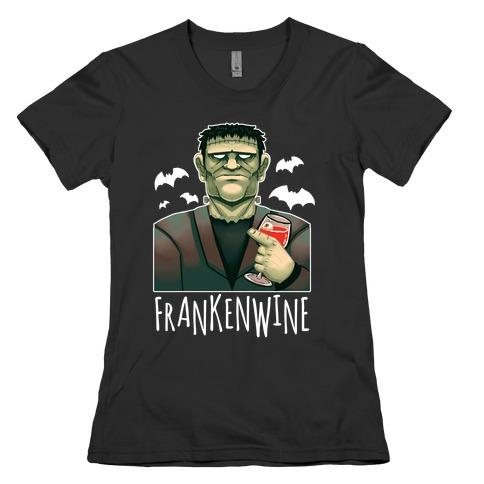 Frankenwine Womens T-Shirt