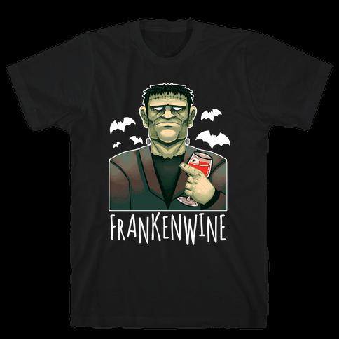 Frankenwine Mens/Unisex T-Shirt