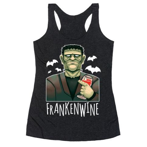 Frankenwine Racerback Tank Top