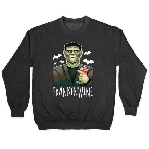 Frankenwine Pullover