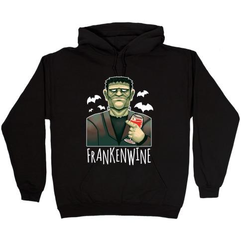 Frankenwine Hooded Sweatshirt